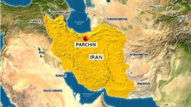 Image result for Parchin IAEA