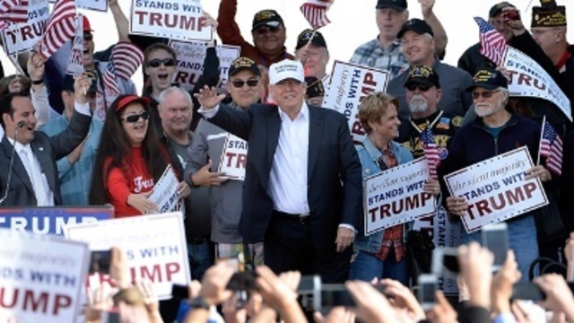 Trump pledges to reform VA, give vets access to private care