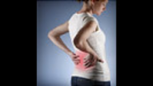 Experimental Treatment May Help Relieve Back Pain