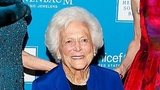 Barbara Bush on Trump: 'I'm sick of him'