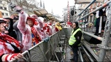 Carnival TV reporter groped in Cologne