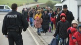 Protests in Europe target migrants