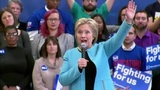 Clinton: 'We're going to take stock'...