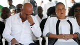 No successor as Haiti's president...