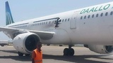 Source: Somali plane bomb got through...