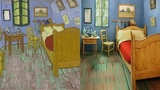 Van Gogh's bedroom is on Airbnb