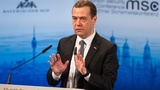Russian PM Medvedev: Is this 2016 or...