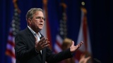 Bush skeptical of Trump's new...