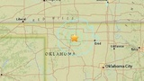 Earthquake rattles Oklahoma residents