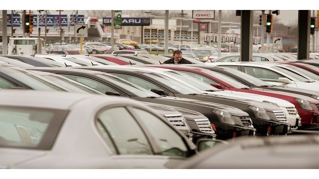 Automakers bounce back, reporting strong sales in September