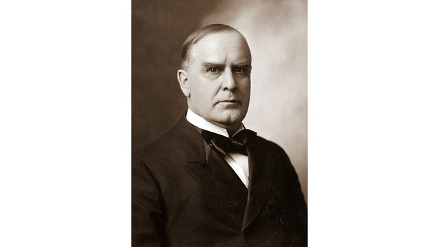 OTD November 3 - William McKinley_2946476052433912