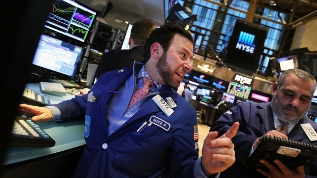 Dow closes past 24,000