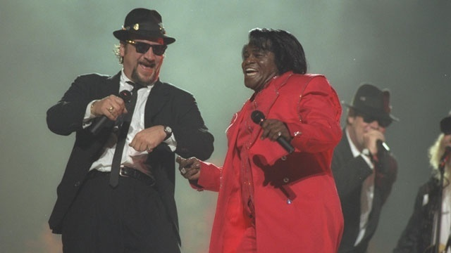 Super Bowl halftime - Blues Brothers 1997_727365230975213