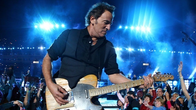 Super Bowl halftime - Bruce Springsteen 2009_727353249935532