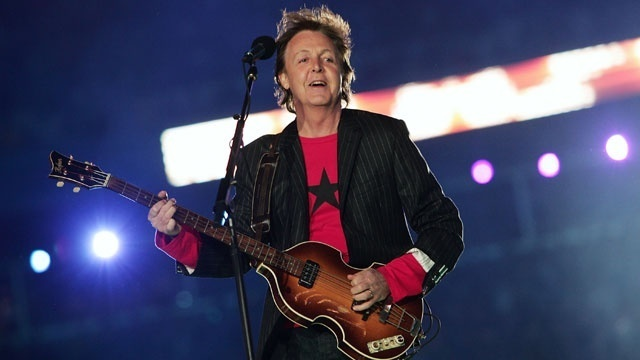 Super Bowl halftime - Paul McCartney 2005_727357072667536