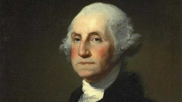 Thanksgiving fast facts - George Washington07800738