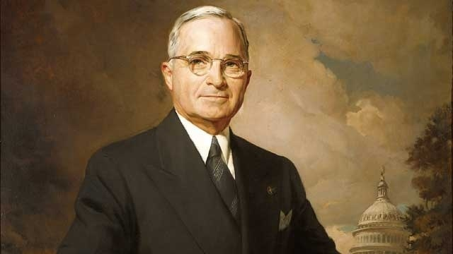 Thanksgiving fast facts - Harry Truman01053595