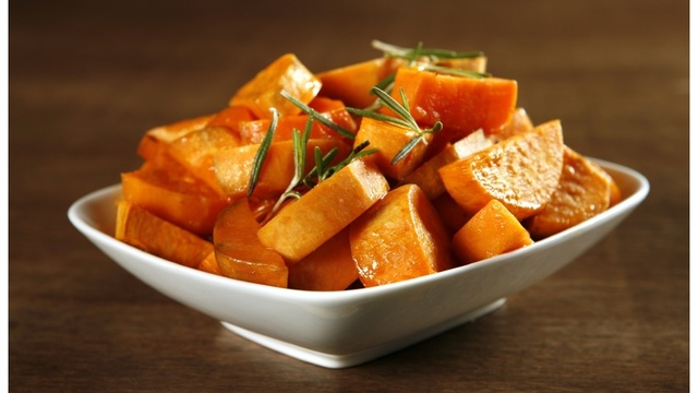 Thanksgiving fast facts - Sweet Potatoes72785693