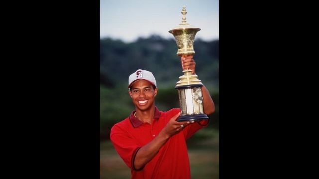 Tiger Woods through years - 1995 amateur_3717607415683438