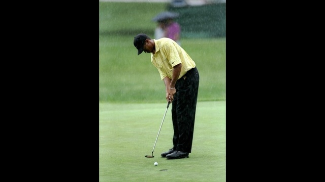 Tiger Woods through years - 1997 US Open_3717604819519784