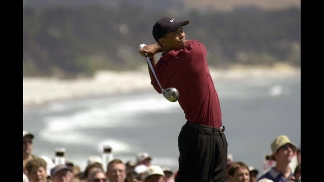 Tiger Woods through years - 2000 US Open_3717702283361801