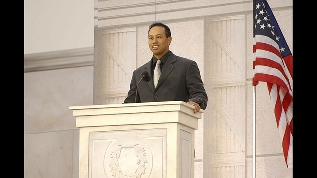 Tiger Woods through years - 2009 inaugural _3717862292781775