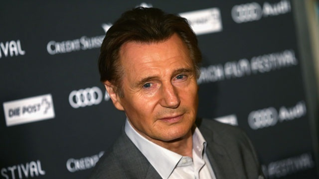 Liam Neeson says he's getting too old for action