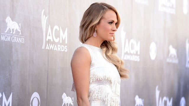 Carrie Underwood says she 'might look a bit different' after face injury