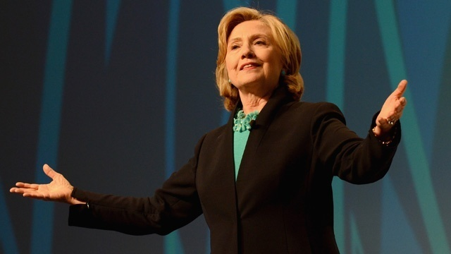 Hillary Clinton Is Ready To 'Come Out Of The Woods'