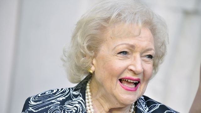 Betty White turns 96 years old