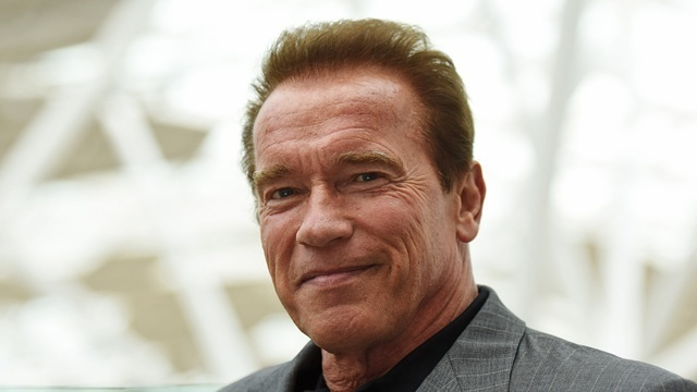 Schwarzenegger on Paris agreement: 'One man cannot destroy our progress'