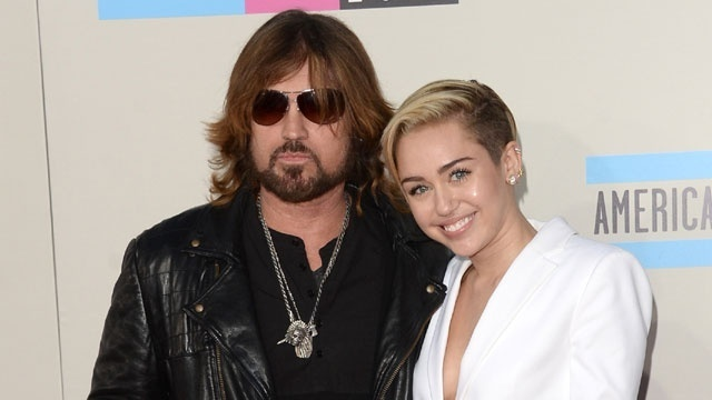 Billy Ray and Miley Cyrus_8967432894091