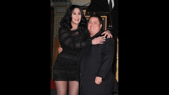 Cher then now - with Chaz_3312708804642291
