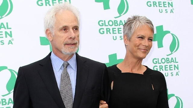 Christopher Guest and Jamie Lee Curtis on red carpet_949592661946491