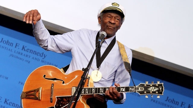 Chuck Berry, Rock N' Roll Pioneer, Passes Away At 90