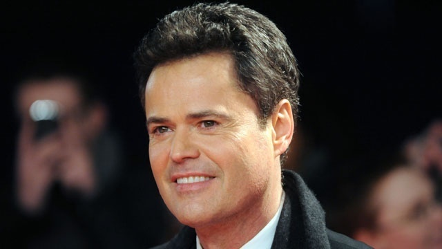 Donny Osmond singing_182147294763696