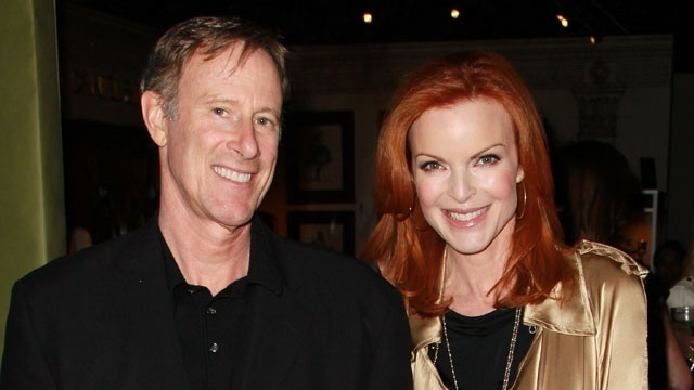 Famous mothers of twins - Marcia Cross_1253712275370520