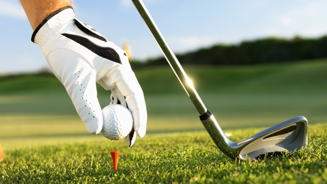 Want to make a good living in sport?...Take up golf