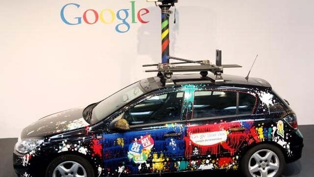 Google uses Street View cars to collect pollution data
