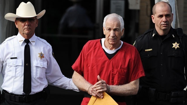 Paterno may have known of earlier Sandusky abuse claim, police report