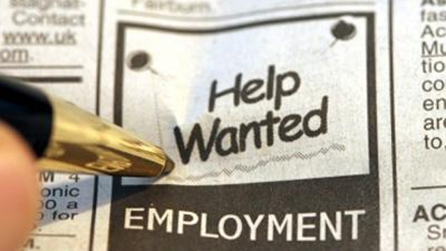 US Economy Added 156000 Jobs, Unemployment Remains Near 16-Year Low