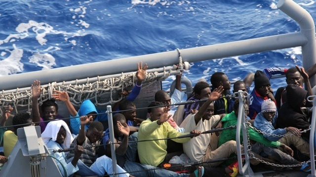 97 missing after migrant boat sinks - Libyan coast guard