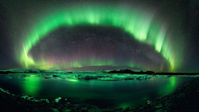 Northern Lights spectacle possible Sunday night