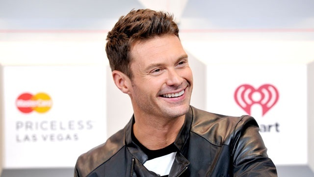 Kelly Ripa announces Ryan Seacrest as her new 'Live' co-host