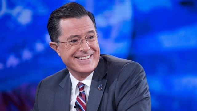 Colbert returns to Emmys in Trump-fueled turnaround