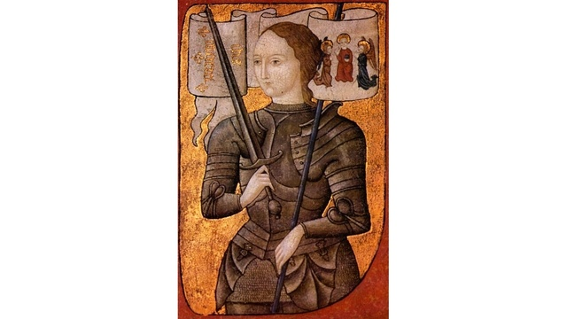 OTD May 16 - Joan of Arc_2015274490815487