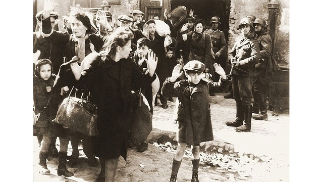 OTD May 16 - Warsaw Ghetto Uprising_2015277675655514