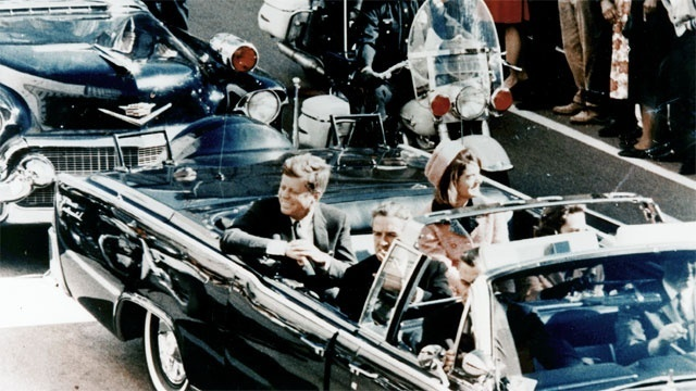 Government releases JFK assassination documents