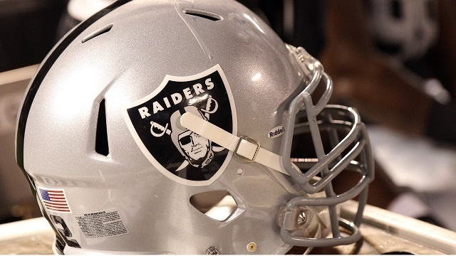 Groundbreaking today for Las Vegas Raiders stadium