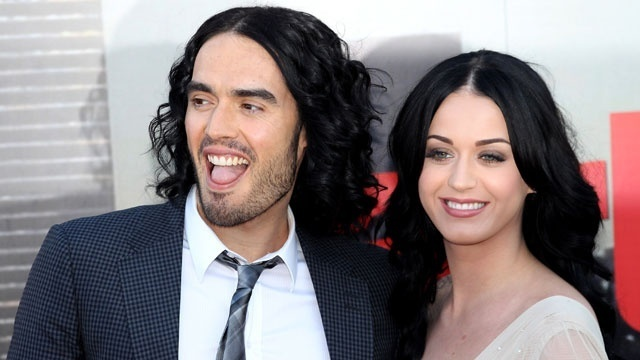 Russell Brand and Katy Perry_14182445809406